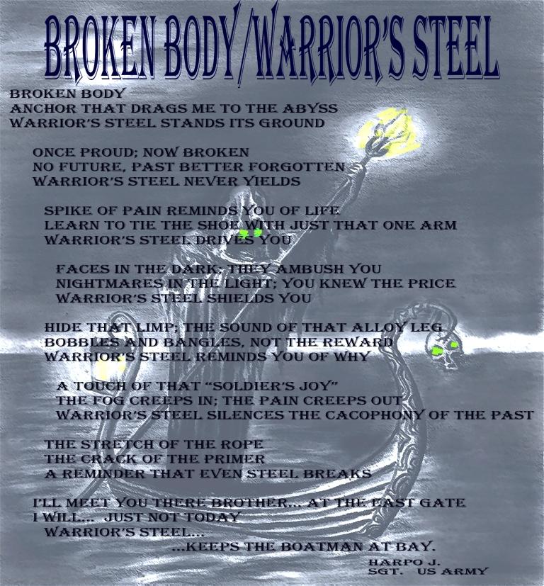 boatman poem