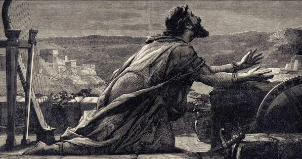 david prays